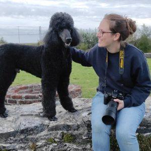 Tanita Laurier, fotograaf uit Oudenaarde, heeft een hart voor dieren.