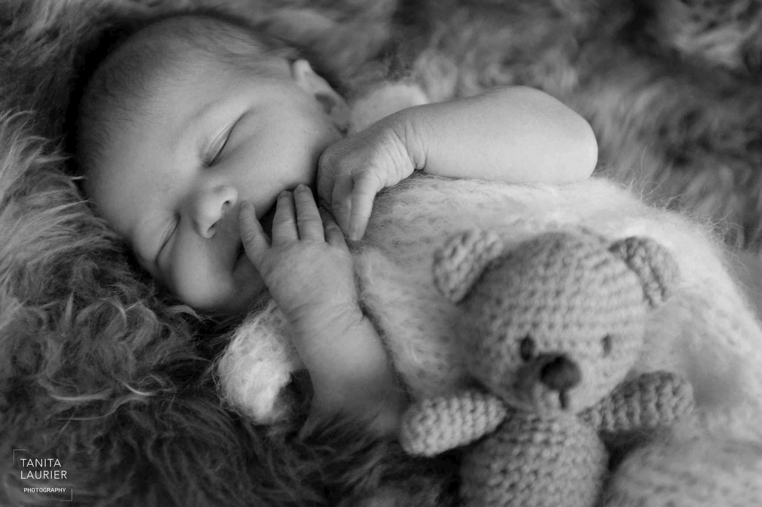Babyfotografie - Tanita Laurier - Fotograaf Oudenaarde